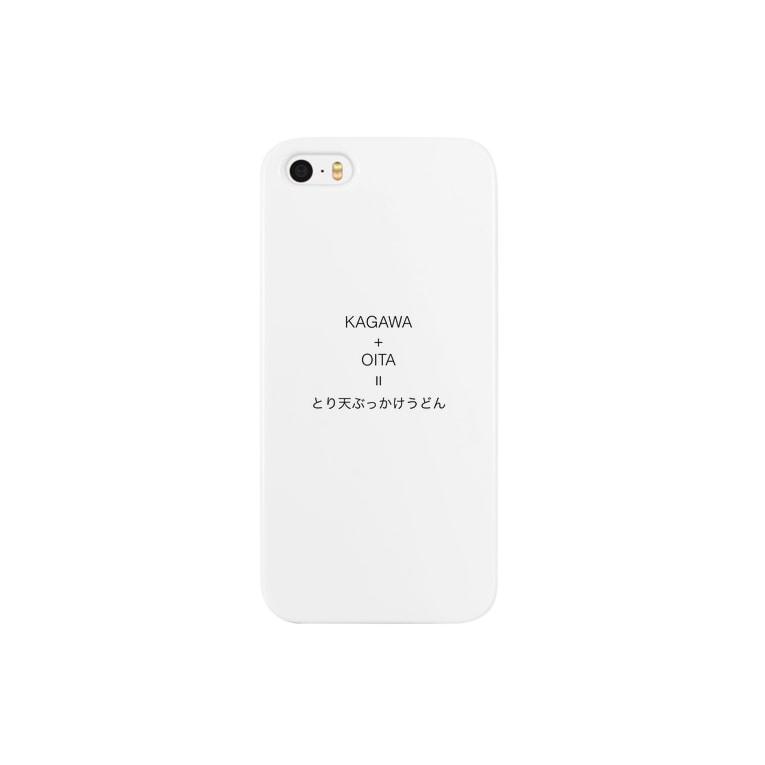 yohei93のtori udon Smartphone cases
