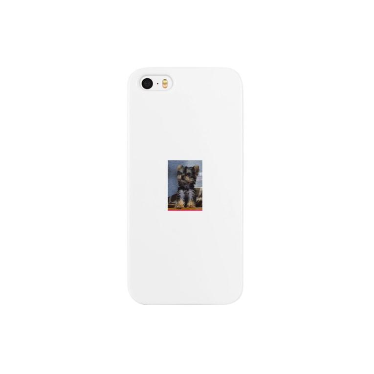cafeモカのラブちゃん Smartphone cases