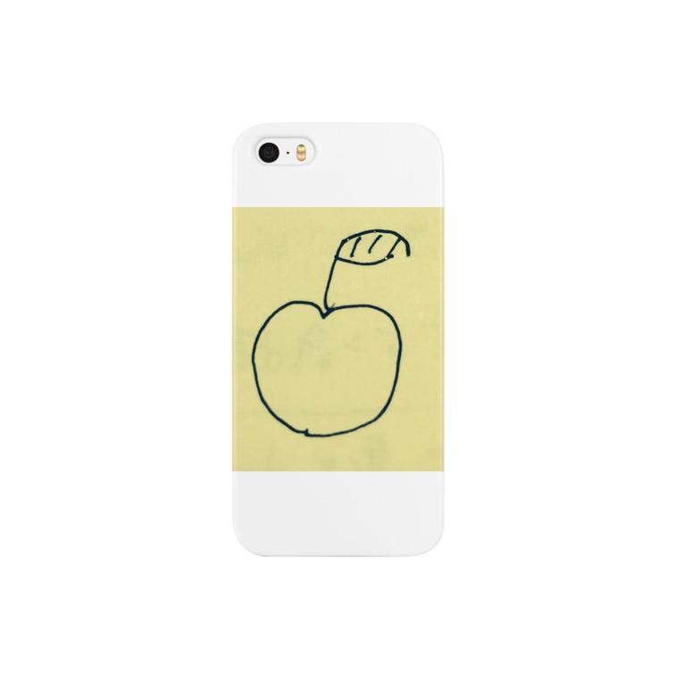 すぎうらまさみのりんご Smartphone cases