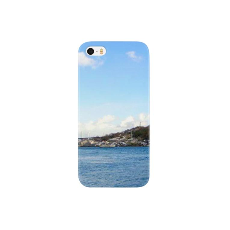 松下誠司の尾道 Smartphone cases