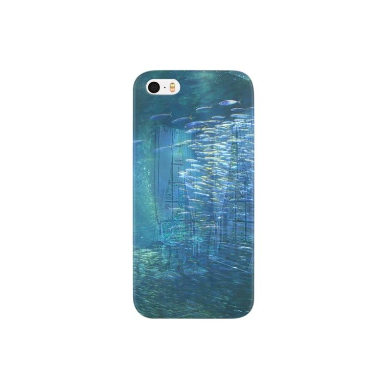 Lazuliのまどろむ部屋の中 Smartphone cases