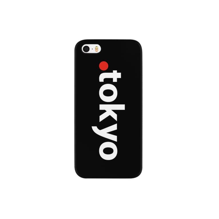 GMOインターネット株式会社の.tokyo Smartphone cases