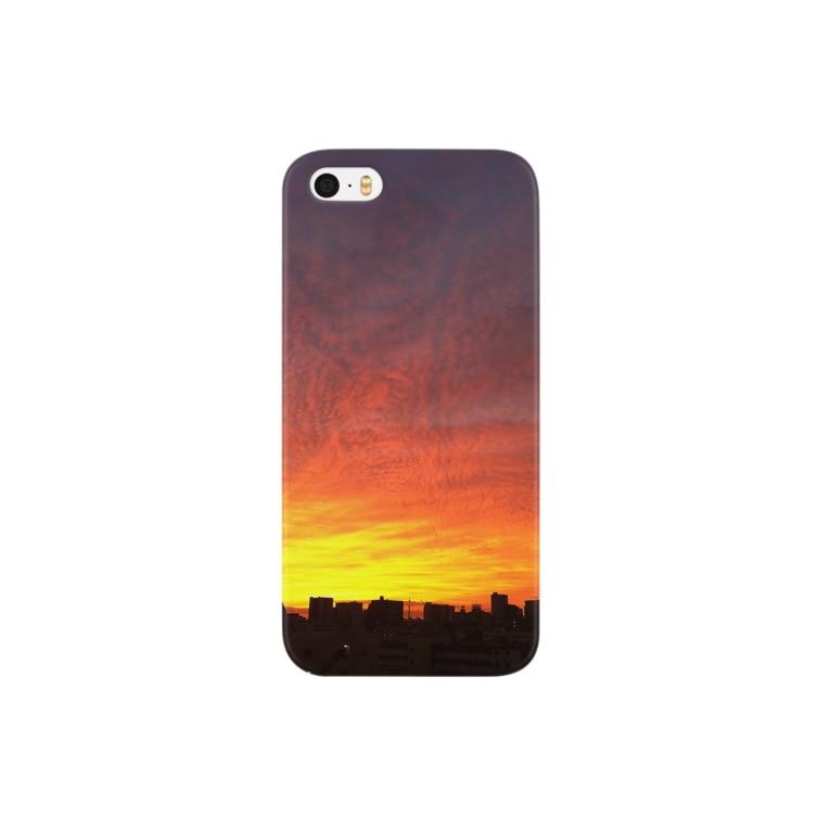 konamegusuriのスカイツリー Smartphone cases