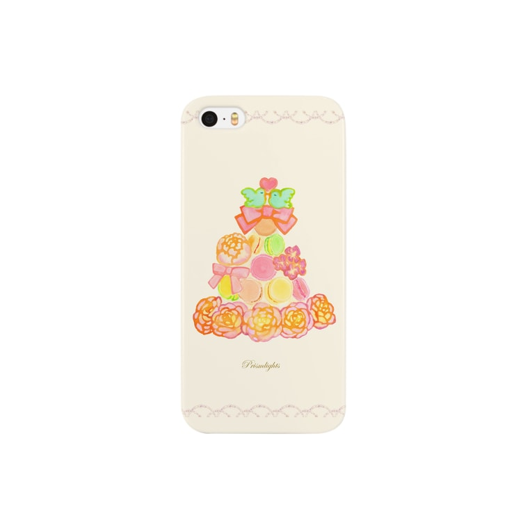 Sariiroの*マカロンタワー* Smartphone cases