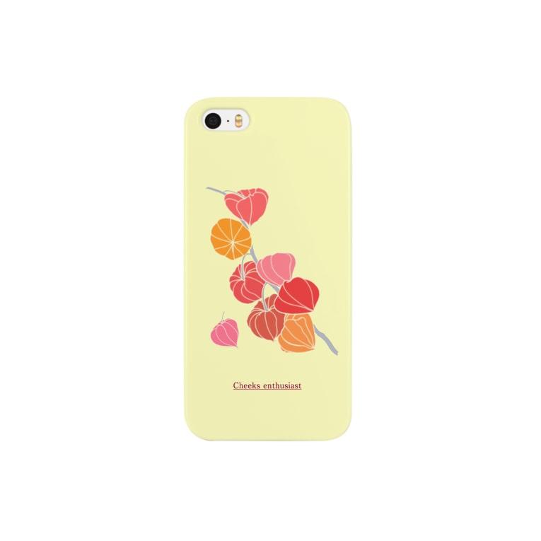 blumeのほおずき Smartphone cases