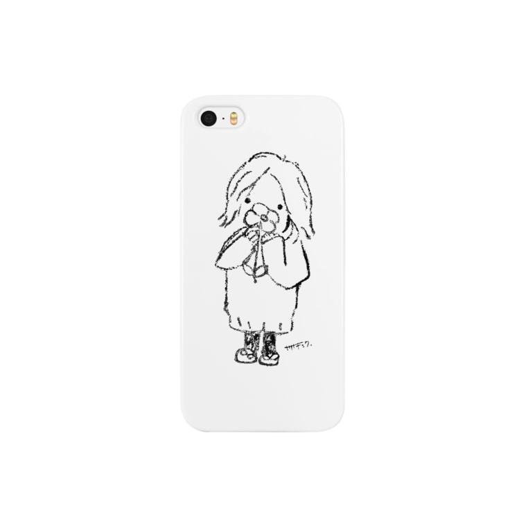 fe_ve_のTOKYO-KODOMO(おんなのこ3) Smartphone cases