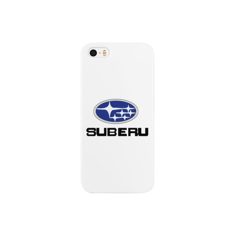CWFH(貢利宋)のSUBERU Smartphone cases