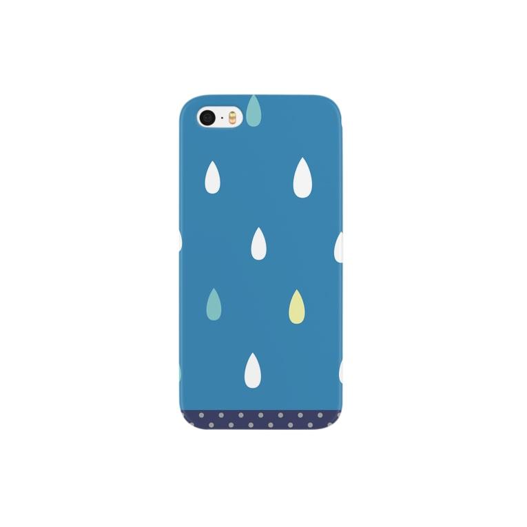 d*ropsのRaindrops Smartphone cases
