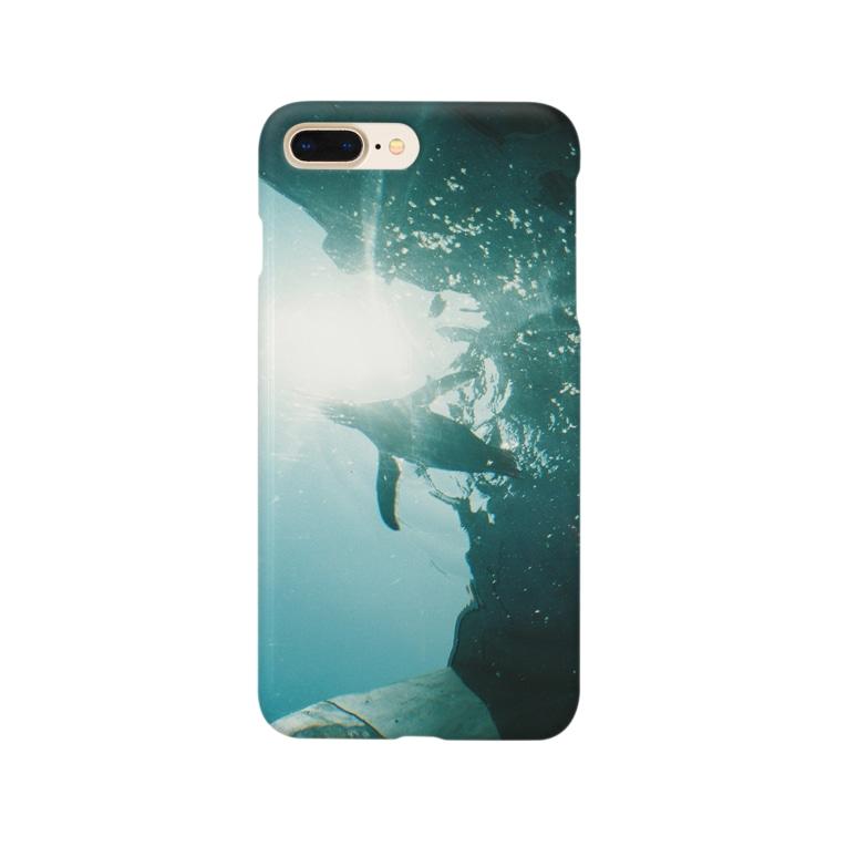 kaoru_andのぺんぺん Smartphone cases