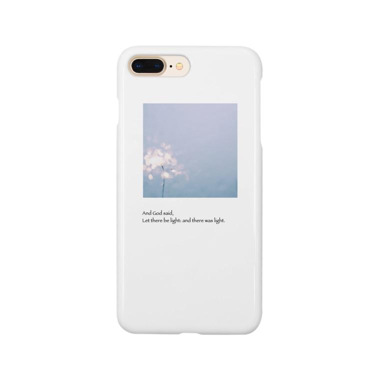 kaoru_andのLight Smartphone cases