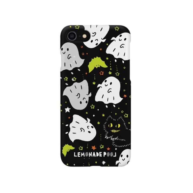 レモネードプールのオバケパーティ Smartphone cases