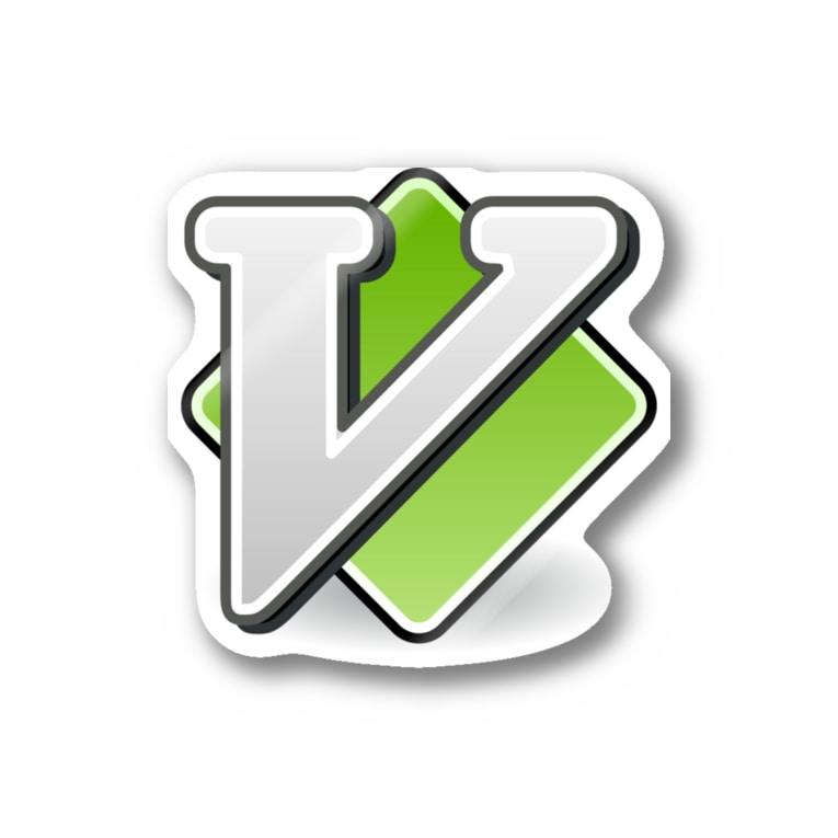 kmdsbngのVim Stickers