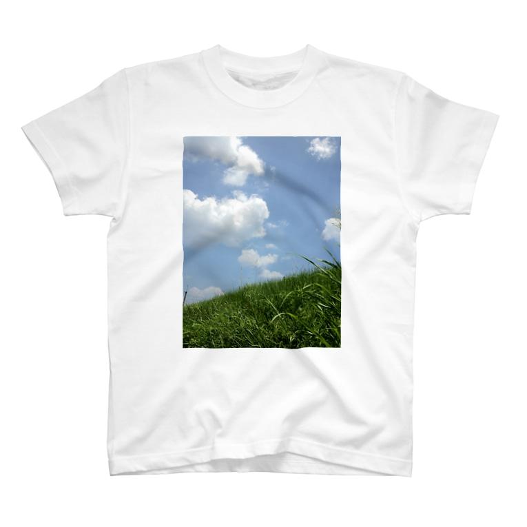 r-mitukoのsora T-shirts