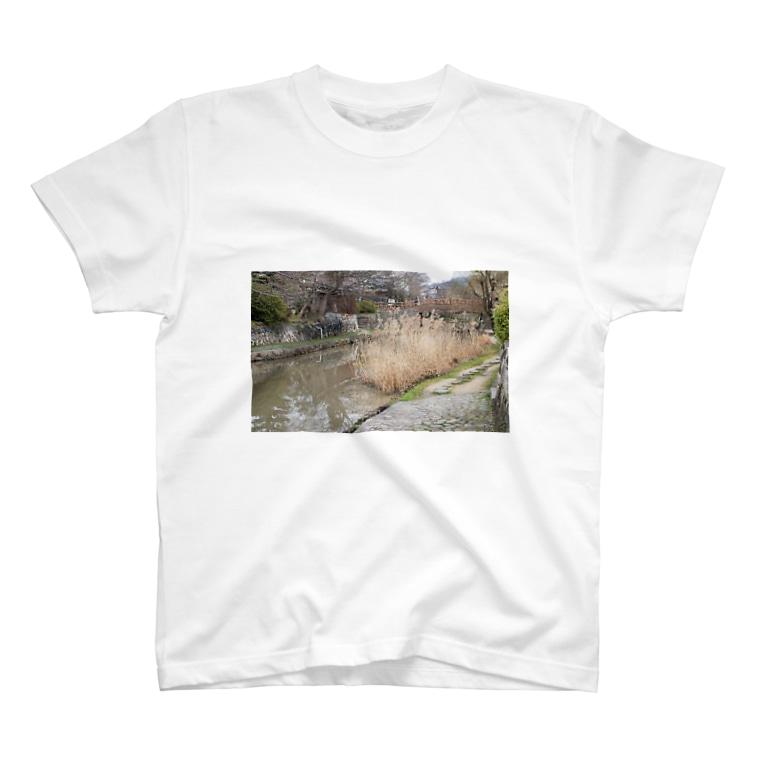 toshimitsu0405の八幡堀Vol.1 T-shirts