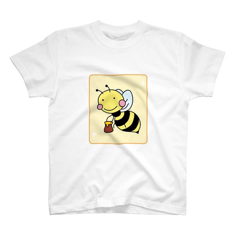 タカエラのはち(オス) T-shirts