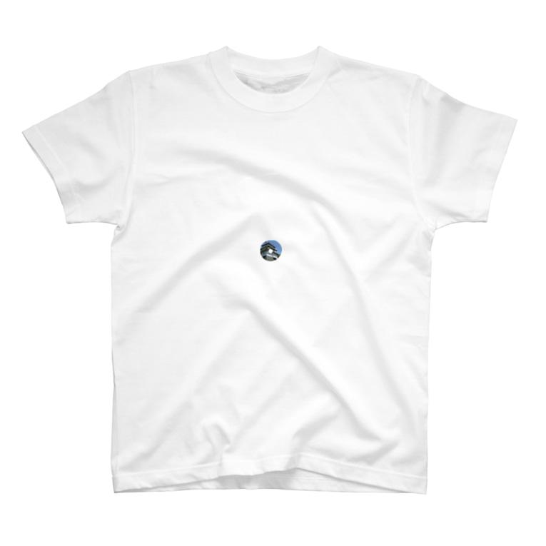 田中民生の小田原城ジャケット風 T-shirts