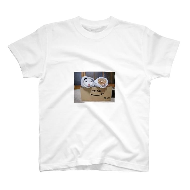 jyonasan1957のけだもの T-shirts
