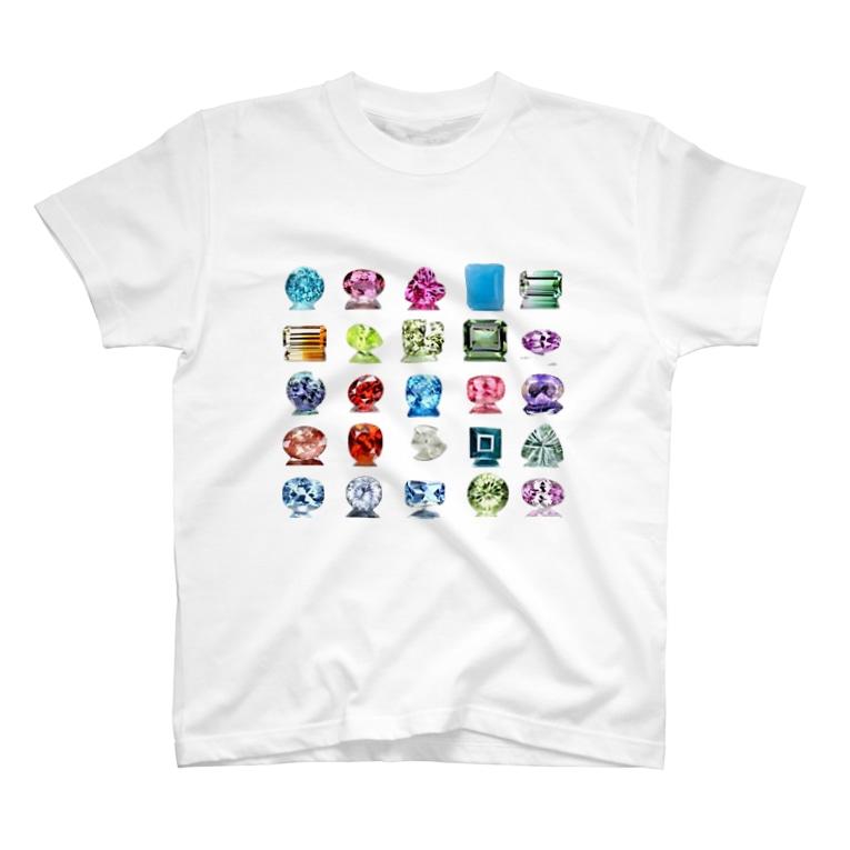 Ujackの宝石 T-shirts
