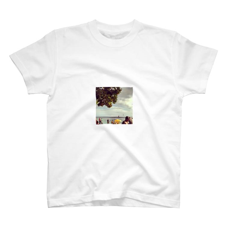 gonpin90のwaikiki T-shirts