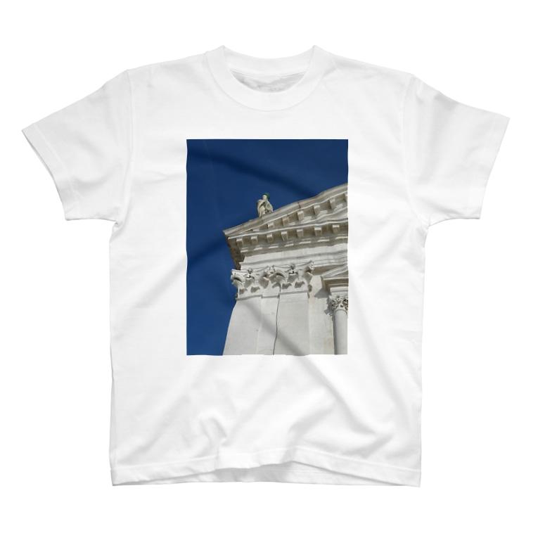 なまにくのsky T-shirts