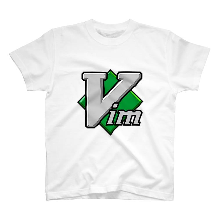 kmdsbngのVim T-shirts