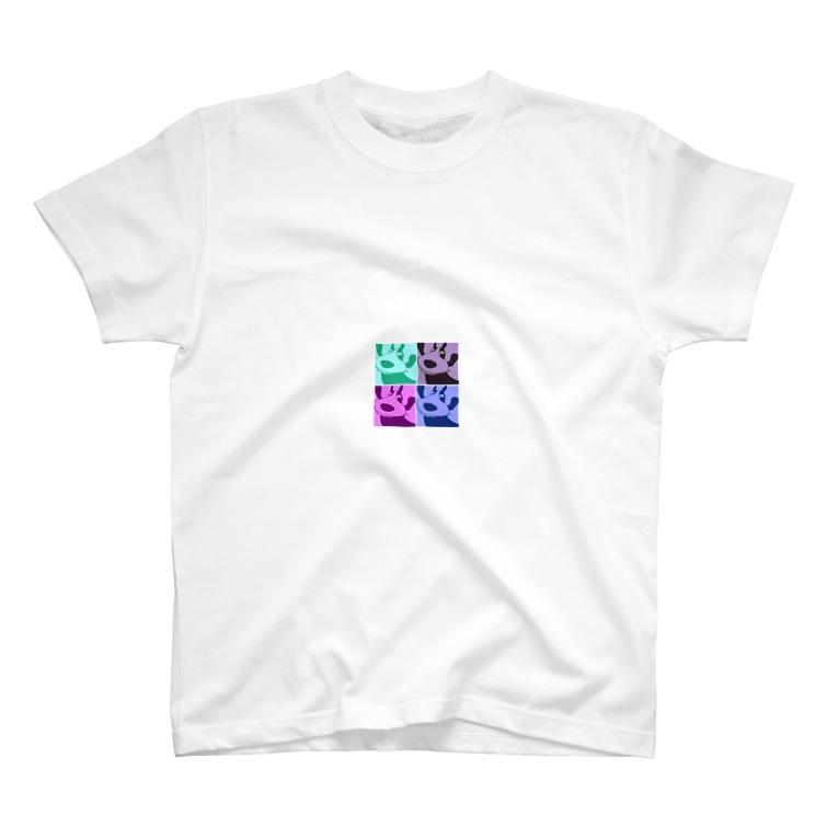 ヘリマルのシュウ君スクリーンテスト T-shirts
