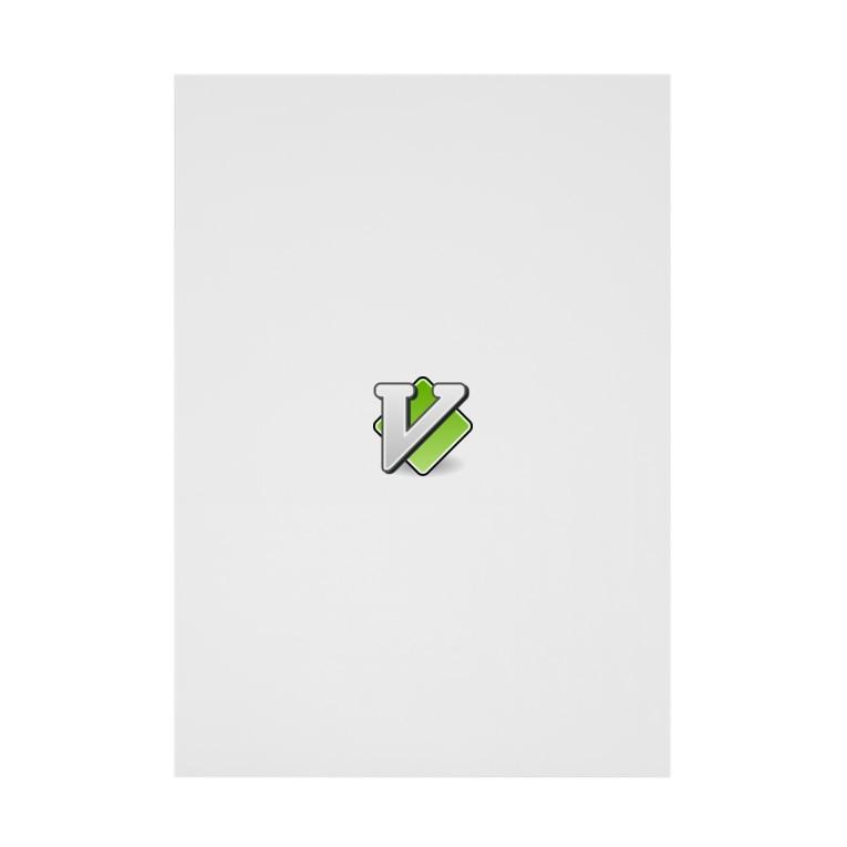 kmdsbngのVim Stickable poster