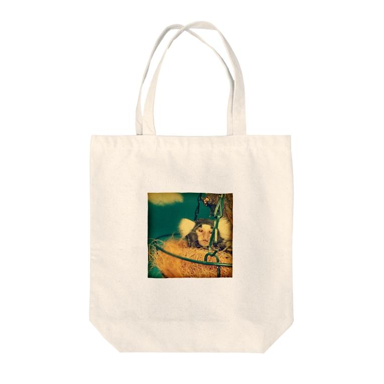 HelloPachiruのセンチメンタル Tote bags
