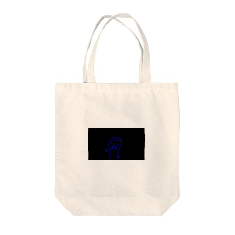 Big-KOのMONSTER Tote bags
