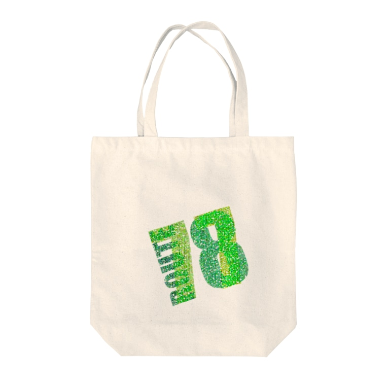 YmanchuのROUTE 78/77 Tote bags