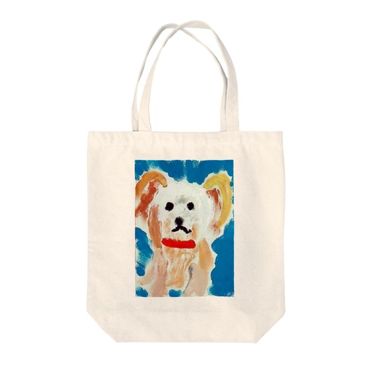 ばんりのinu Tote bags