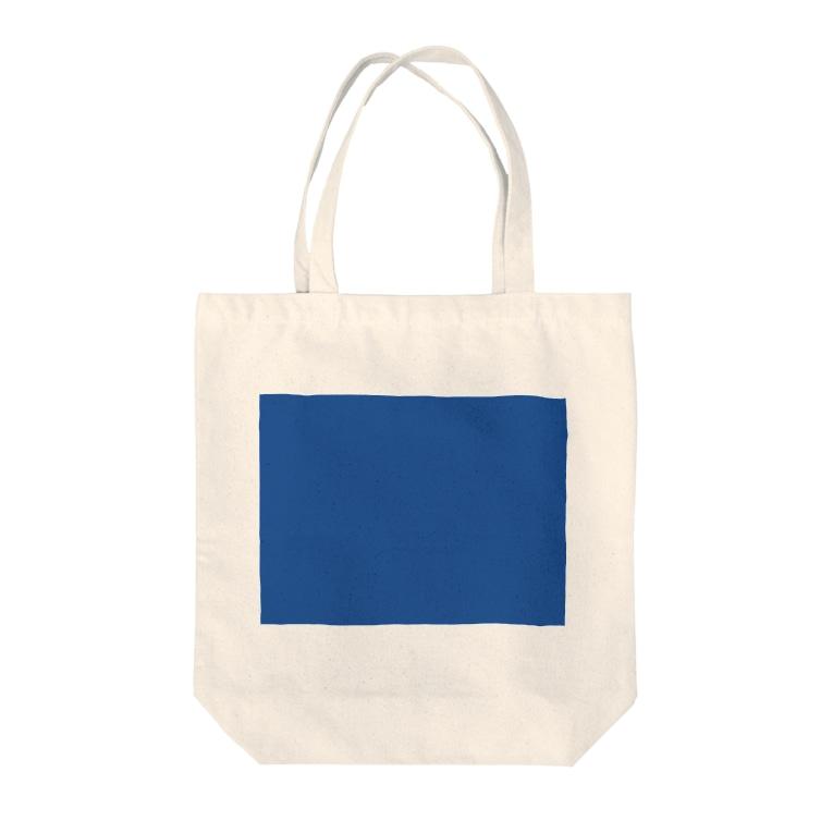 BlackのColor Market / Lapis Lazuli Tote Bag