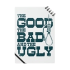 GubbishのThe Good, the Bad and the Ugly(淡色ボディ用) Notes