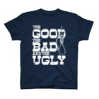 GubbishのThe Good, the Bad and the Ugly(暗い色用) T-Shirt