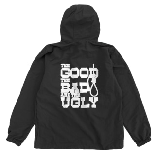 The Good, the Bad and the Ugly(暗い色用) Anorak