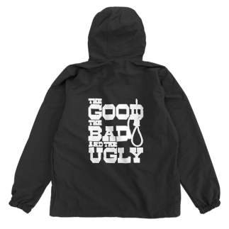 GubbishのThe Good, the Bad and the Ugly(暗い色用) Anorak