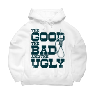 The Good, the Bad and the Ugly(淡色ボディ用) Big Hoodies