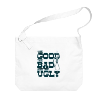 The Good, the Bad and the Ugly(淡色ボディ用) Big shoulder bags