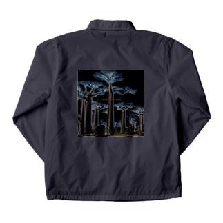 Night Baobab  Coach Jacket