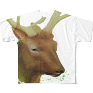 角2 Full graphic T-shirts