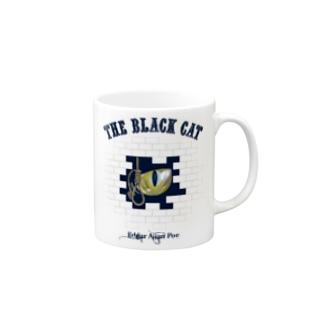 The Black Cat Mugs