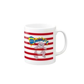 HONEY BEAR マグカップ