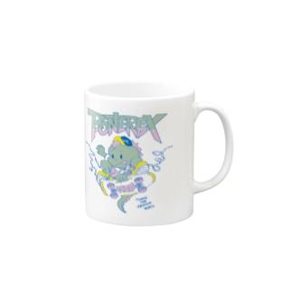 BONEREX Mugs