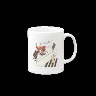 るびくるショップの作るるびくる Mugs