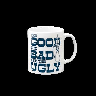 GubbishのThe Good, the Bad and the Ugly Mugs