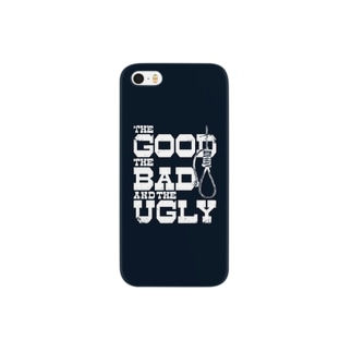 GubbishのThe Good, the Bad and the Ugly Smartphone cases