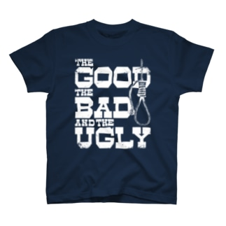 The Good, the Bad and the Ugly(暗い色用) T-shirts