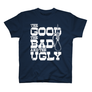 GubbishのThe Good, the Bad and the Ugly(暗い色用) T-shirts