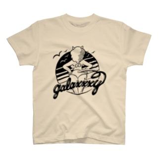 SUMMER CAT Tシャツ