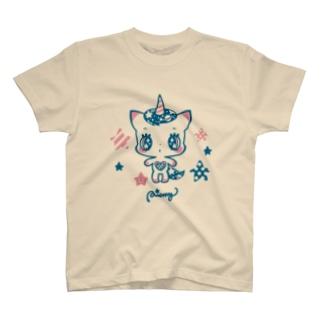 『フシギなピクミー』キラキラ☆ユニミー T-shirts